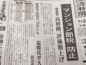 Nikkei20160124